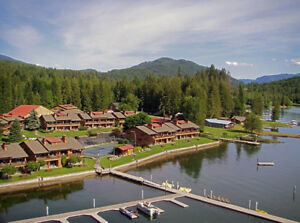 Last minute lakeside availability for July (northern Idaho)