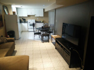 Basement Apartment for Rent