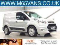 2014 FORD TRANSIT CONNECT TREND 34,000 1.6TDCi 200 SILVER LOW MILEAGE
