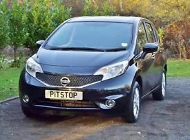 Nissan Note Acenta 1.2 5dr PETROL MANUAL 2014/64