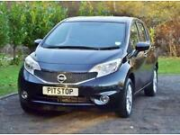 Nissan Note Acenta 1.2 5dr PETROL MANUAL 2014/64