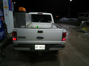 2010 Ford Ranger with safety