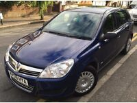 VAUXHALL ASTRA AUTOMATIC 2009 NW MOT+JUST SERVICED+A/C+1 P OWNR BARGAIN