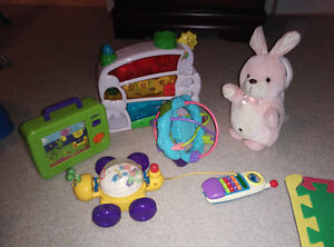 Toy lot for toddler or baby Gatineau Ottawa / Gatineau Area image 1