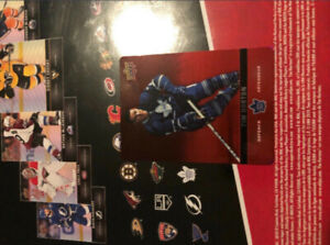 2019-20 Tim Hortons Hockey cards best prices and trades maybe