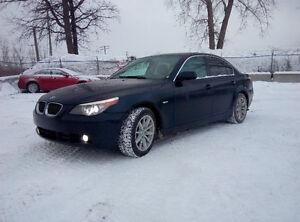 2007 BMW 5-Series 530 Xi AWD