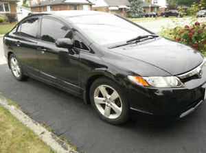 2008 Honda Civic LX-SR