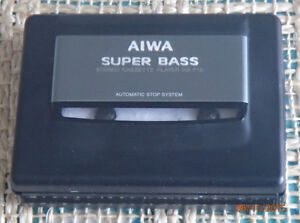 AIWA HS-P15 Vintage Stereo Cassette Tape Player New