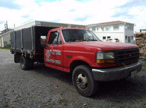 1992 Ford F-350 Flatbed