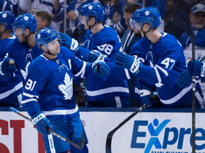 TORONTO MAPLE LEAF TICKETS EVERYGAME IS AVAILABLE IN ALL LEVELS