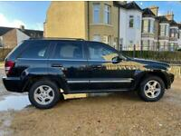 2006 Jeep Grand Cherokee 3.0 CRD V6 Limited 4x4 5dr SUV Diesel Automatic