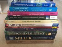 Environmental Textbooks