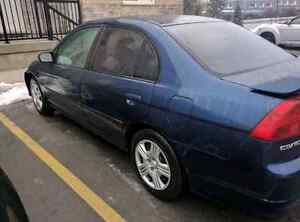 2004 Honda Civic awesome condition!!