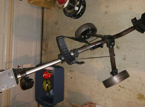 WHEELED GOLF CART - EXCELLENT CONDITION London Ontario image 1