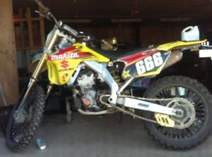 2005 RM-Z 450