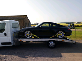 Scotland based car collection and delivery service UK wide