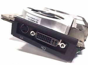 DELL XPS M1730 512 MB Nvdia GeFORCE 8700GT VIDEO CARD - RW331 North Shore Greater Vancouver Area image 2