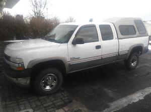 2002 Chevrolet C/K Pickup 2500 silverado Pickup Truck