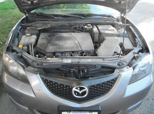 2005 Mazda Mazda3 GS Sedan Kitchener / Waterloo Kitchener Area image 9
