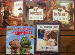 MAX LUCADO picture books $3 each or all 5 for $10
