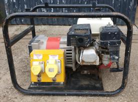 Honda GX200 generator 1