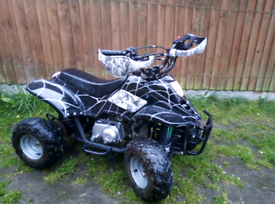 Quad bike 4stroke 50cc, used for sale  Wolverhampton, West Midlands
