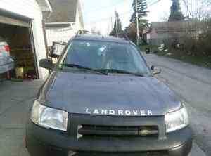 Landrover 2003 for sale