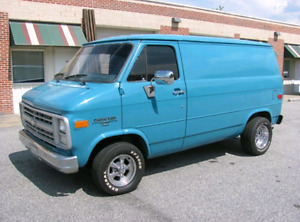 Looking for old van