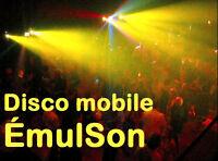 Disco-mobile ÉmulSon - Party d'employés (DJ) - évènements