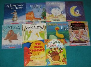 12 Kids books with CDs