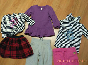 7 pieces clothes lot for girls -size 5-6 Gatineau Ottawa / Gatineau Area image 1
