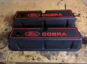 Small block Ford 289-302-351W Ford Racing Cobra valve covers