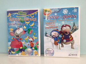 Toopy & Binoo DVDs Peterborough Peterborough Area image 1
