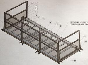 Custom Built Work Platforms