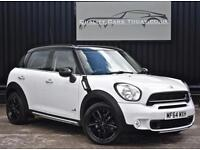 2014 '64' Mini Countryman 2.0 SD Diesel ALL4 (4WD) Automatic Auto