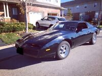 Looking to trade my firebird for atv,boat,snowmobile