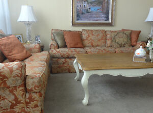 Barrymore Sofa and Love seat