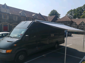 4 Berth Iveco Daily Campervan