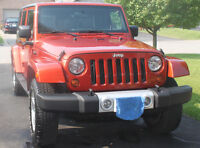 2009 Jeep Wrangler.