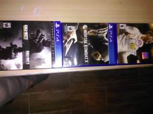 Ps4 CD's at good price (just for 90)