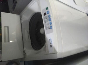 Portable spacesaver washing machine