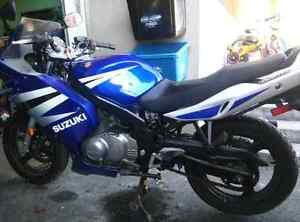 Suzuki gs500F 2004 as is