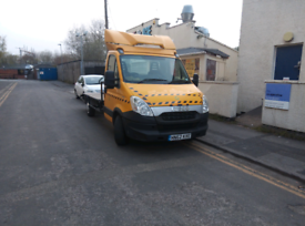 Iveco daily 62 plate Recovery truck