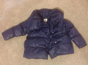 Toddler jacket 2T