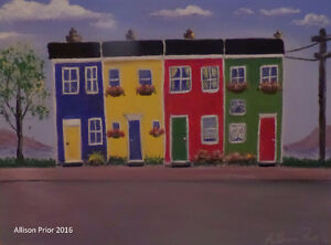 Acrylic Painting Lessons for Beginners St. John's Newfoundland image 8