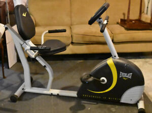 Everlast Excercise Cycle for sale