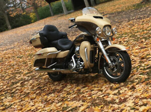 2014 Harley Davidson Electra Glide Ultra Classic with ABS