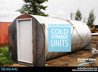 Cold Storage / Storm Shelter Units