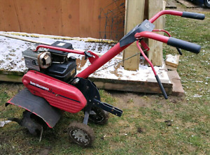 """Amazing Deal"" 21"" Yard Machines 5hp Self Propelled Rototiller"
