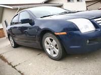 2007 Ford Fusion 4 Cylinder, Reduced Price